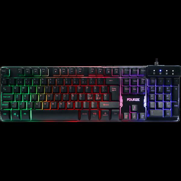 FOURZE GK120 Gaming Keyboard