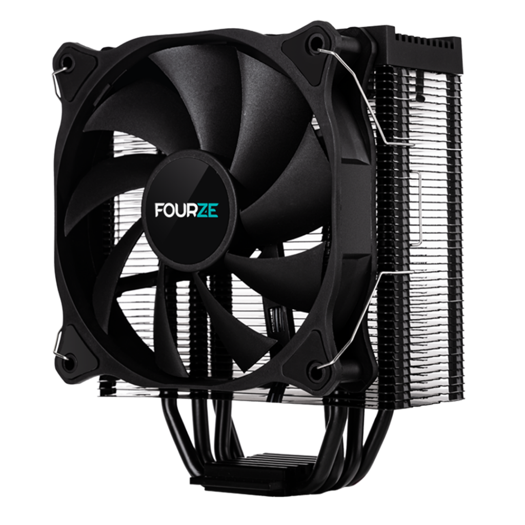 CC100/CC200 CPU cooler product image. Shown is the CC100 CPU Cooler.