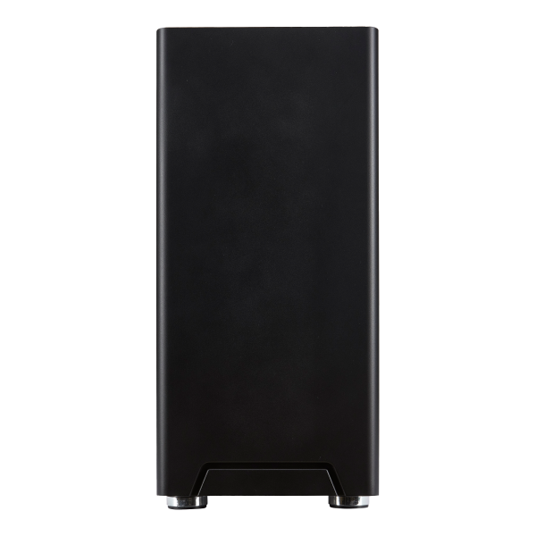 FOURZE T100 Silent Gaming Case product image, seen from the front.