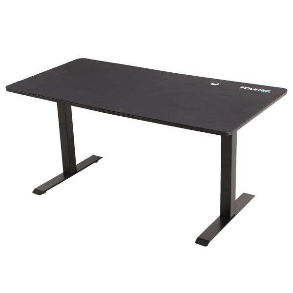 FOURZE Celestial gaming desk seen from the right